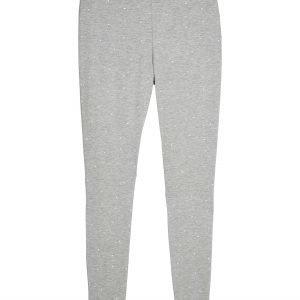 Lindex Pyjamahousut Tencel Sekoitetta Harmaa