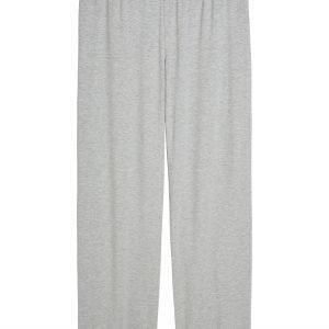 Lindex Pyjamahousut Tencel Sekoitteesta Harmaa
