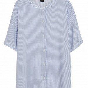 Lindex Pyjamapusero Sininen