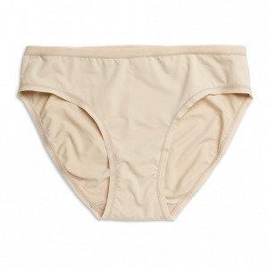 Lindex Regular Bikinihousut Beige