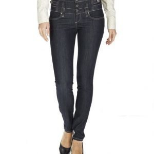 Liu Jeans Bottom Up Rampy High Farkut