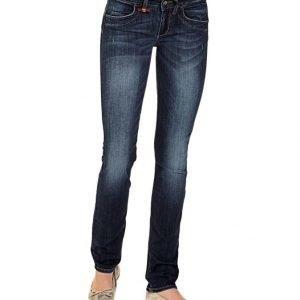 Liu Jeans Bottom Up Zip Pocket Farkut