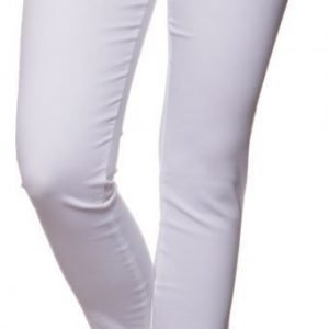 Liu Jo Bottom Up Rampy Cotton Puuvillahousut