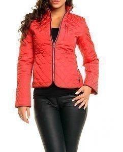 Lizzie Jacket Red