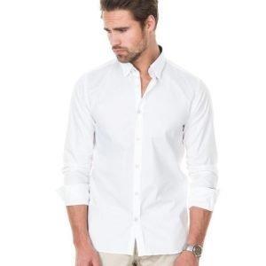 Ljung by Marcus Larsson Bengt Slim Shirt 10/White