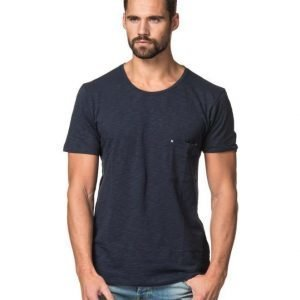 Ljung by Marcus Larsson Slub Tee Uniform Blue
