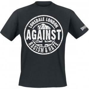 Lonsdale London Against Racism T-paita