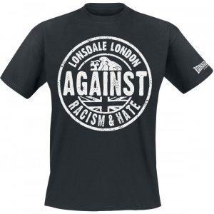 Lonsdale London Against Racism T-paita