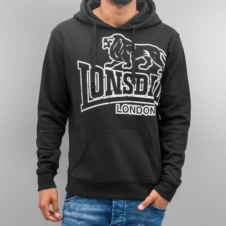 Lonsdale London Huppari Musta