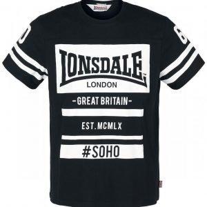 Lonsdale London Kielder T-paita