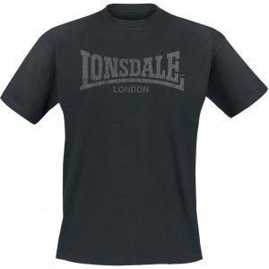 Lonsdale London Logo Kai T-paita