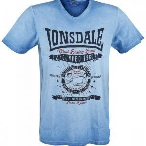Lonsdale London Peebles T-paita