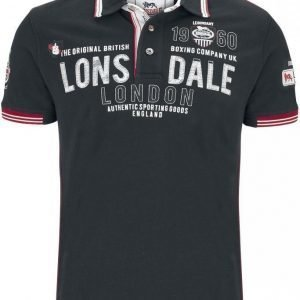 Lonsdale London Sellindge T-paita