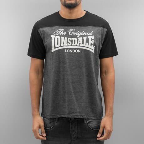 Lonsdale London T-paita Harmaa