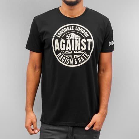 Lonsdale London T-paita Musta
