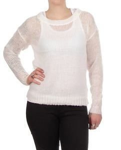 Loose Knit White