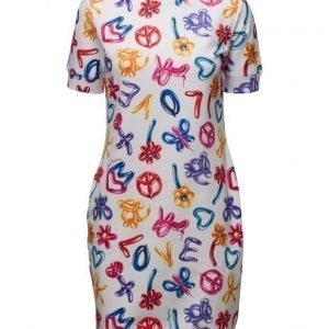 Love Moschino Dress lyhyt mekko