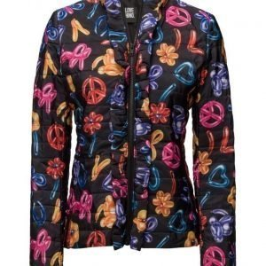 Love Moschino Jacket untuvatakki