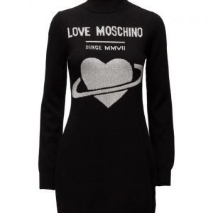 Love Moschino Love Moschino-Dress neulemekko