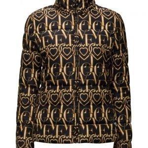 Love Moschino Love Moschino-Jacket untuvatakki