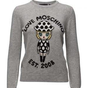Love Moschino Love Moschino-Sweater neulepusero
