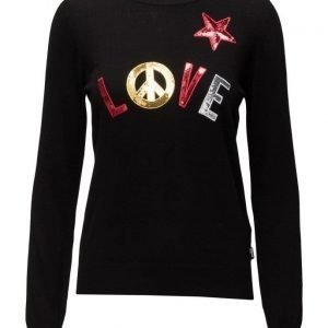 Love Moschino Love Moschino-Sweater neulepusero