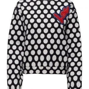 Love Moschino Love Moschino-Sweatshirt svetari