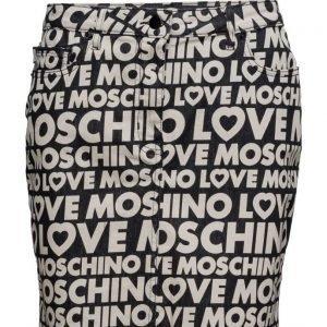 Love Moschino Skirt lyhyt hame