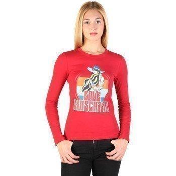 Love Moschino W_4_F43_04_M_3517 pitkähihainen t-paita