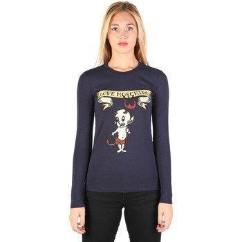 Love Moschino W_4_F43_09_E_1512 pitkähihainen t-paita
