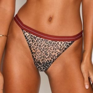 Love Stories Roomservice String Stringit Leopard