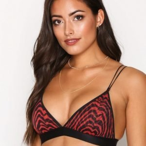 Love Stories Uma Bralette Rintaliivit Zebra