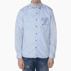 Luker by Neighborhood ANARCHY SOLID / C-SHIRT . LS