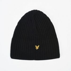Lyle & Scott Beanie Black