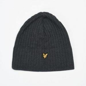 Lyle & Scott Beanie Grey