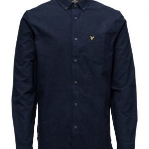 Lyle & Scott Brushed Fleck Shirt
