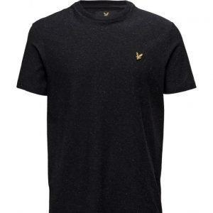 Lyle & Scott Brushed Flecked T-Shirt lyhythihainen t-paita