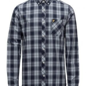 Lyle & Scott Check Shirt