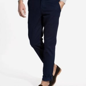 Lyle & Scott Chino Housut Navy