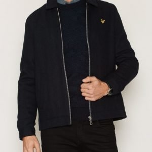Lyle & Scott Collared Jacket Takki Navy