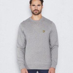 Lyle & Scott Crew Neck Sweatshirt D24 Light Grey