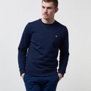 Lyle & Scott Crew Neck Sweatshirt Z99 Navy