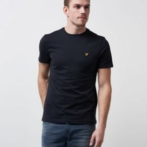 Lyle & Scott Crew Neck Tee 572 True Black