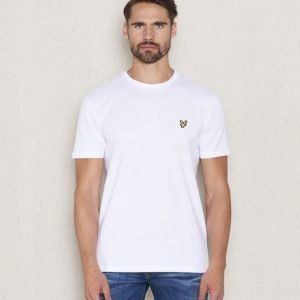 Lyle & Scott Crew Neck Tee 626 White