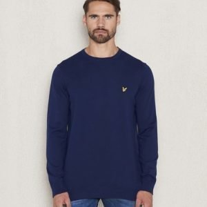Lyle & Scott Crew Neck Z99 Merino