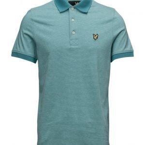 Lyle & Scott Fine Stripe Polo Shirt pikeepaita