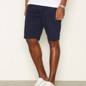 Lyle & Scott Garment Dye Shorts Shortsit Navy