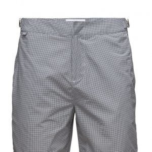 Lyle & Scott Gingham Tailored Swim Short uimashortsit