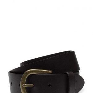 Lyle & Scott Leather Belt vyö