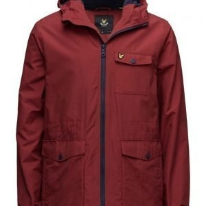 Lyle & Scott Microfleece Lined Jacket parkatakki